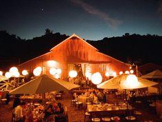 Backyard barn-style wedding {Ojai Valley Inn and Spa}