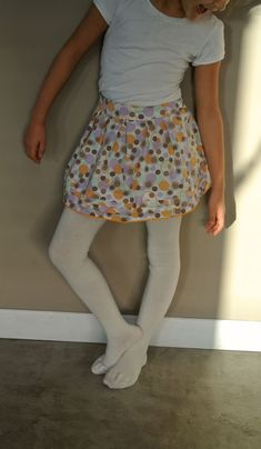 Young Girl Fashion, White Tights, Cute Girl Dresses, Cheer Skirts, Cute Girls, Stockings, Lingerie, Poses, How To Wear