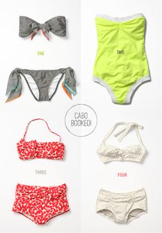 swimsuits!