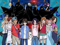 Like science fiction anime? Watch Noein!