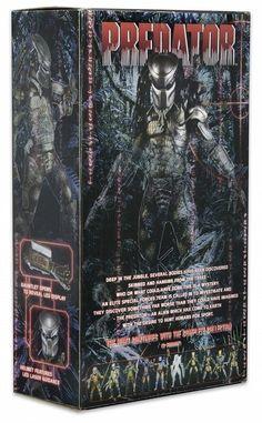 """NECA 19"""" Jungle Hunter Predator With LED Lights"""