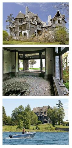 10 Creepy and Seriously Cool Abandoned Mansions