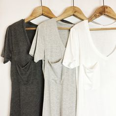 Z Supply Pocket Tee WHITE Favorite t-shirt. Comfy style. Easy style.