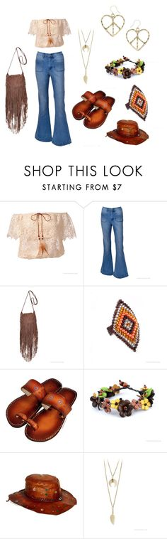 """""""Flower Power"""" by hippieshop on Polyvore featuring women's clothing, women, female, woman, misses and juniors"""