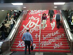 Pennsylvania Station, New York City. June 2, 2015.