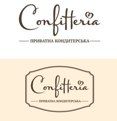 Logo, photo and design catalog for confectionery. on Behance