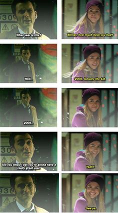 The reason Rose is so surprised to see him when he regenerates... solved