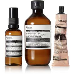 Aesop Auriga Gift Set (€55) ❤ liked on Polyvore featuring beauty products, gift sets & kits, beauty and aesop