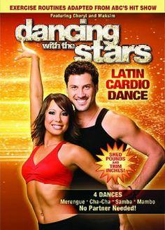 Latin cardio dance
