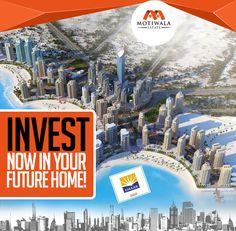 INVEST NOW IN YOUR FUTURE HOME !  Phone: +92-21-35377011-4 Mobile: +92-3002019446 E-mail: contact@motiwalaestate.com http://motiwalaestate.com/  #Bahiratownkarachi #Bahriahomesforsale #bahriagolfcity #Dhakarachi #Dhacitykarachi #Dha #Clifton #Emaar #Motiwalaestate #RealEstate #ForSale #HomesForSale #Property
