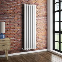 Browse the gorgeous Urban Vertical Radiator online. In stock at Victorian Plumbing. Tall Radiators, Best Radiators, Flat Panel Radiators, Vertical Radiators, Column Radiators, Modern Radiators, Kitchen Radiators, Decorative Radiators, Handmade Home Decor