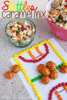 Skittles Caramel Mix Pick the Rainbow, Taste the Rainbow #SkittlesTourney #ad #cbias on Nap-Time Creations