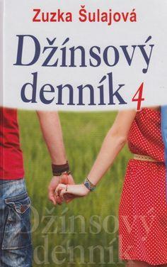 Džínsový denník by Zuzka Šulajová book 4