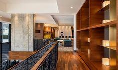 LEMAYMICHAUD | Marriott | Calgary | Architecture | Design | Hospitality | Hotel | Country | Cowboy | Concrete | Wood Calgary, Architecture Design, Concrete Wood, Hospitality, Conference Room, Stairs, Country, Furniture, Home Decor