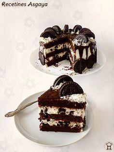 Oreo Cake / Tarta Oreo_RECETINES ASGAYA: