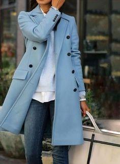 Nieuwste modetrends in Women's Jassen. Winkel online voor modieuze dames Jassen in Floryday - uw favoriete mode online winkel.