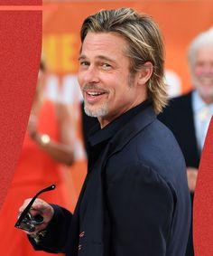 Did Brad Pitt Just Update The Couple Tattoo He Shares With Angelina Jolie? Did Brad Pitt Just Update The Tribute Tattoos, New Tattoos, Hand Tattoos, Sleeve Tattoos, Sharon Tate, Leonardo Dicaprio, Arm Tattoos With Meaning, Shadow Tattoo, Tattoo Ink