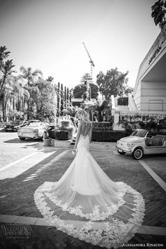 ALESSANDRA RINAUDO 2017 bridal cap sleeves sweetheart neckline heavily embellished bodice elegant a  line wedding dress illusion back long train (31) bv #bridal #wedding #weddingdress #weddinggown #bridalgown #dreamgown #dreamdress #engaged #inspiration #bridalinspiration #weddinginspiration #weddingdresses