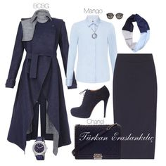 Modesty – Fashion Page Modesty Fashion, Hijab Fashion, Girl Fashion, Fashion Outfits, Womens Fashion, Fashion Design, Modest Dresses, Modest Outfits, Classy Outfits