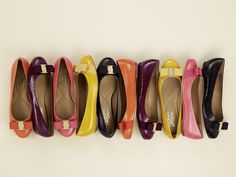 Salvatore Ferragamo AW 2013 Accessories Collection