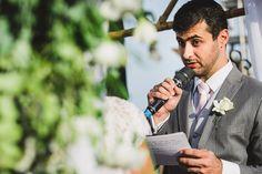 Músicas para casamento: votos do noivo - Foto Juliana Pessoa