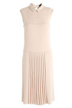 Joseph Casey Drop-Waist Pleated Dress, $501.88; my-wardrobe.com   - ELLE.com