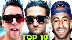 Top 10 RICHEST YouTube Vloggers(Roman Atwood, Tanner Fox, Casey Neistat,...