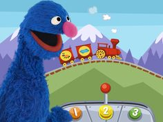 Play educational games, watch videos, and print coloring pages with Elmo, Cookie Monster, Abby Cadabby, Big Bird, and more!