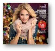 Catalogo 16 de Oriflame, productos de cosmetica, belleza y aseo personal