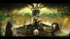 Tree of Time - another story by eWKn.deviantart.com on @deviantART
