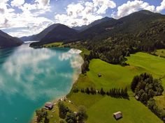 Que #foto tan espectacular de Austria usando un #Drone y la #Drift Ghost-S. #LiveOutsideTheBox!