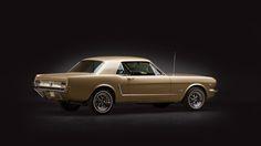 1965 Ford Mustang Hardtop 'K-Code'