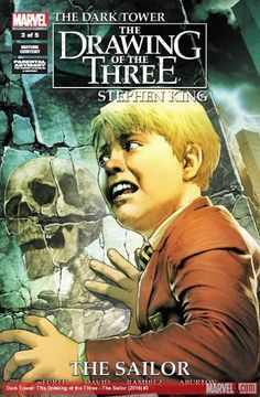 Dark Tower: The Drawing of the Three - The Sailor (of (Cover Artist: Jay Anacleto) Release Date: Dark Tower Comics, Dark Tower Art, The Dark Tower, X Men, Hulk, Comic Book Artists, Comic Books, La Tour Sombre, Thor