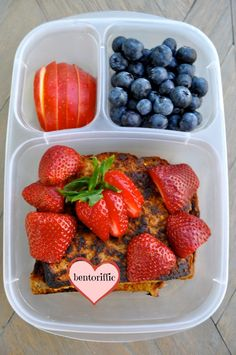 French Toast on a stick plant based vegan lunches - Bentoriffic with @EasyLunchboxes