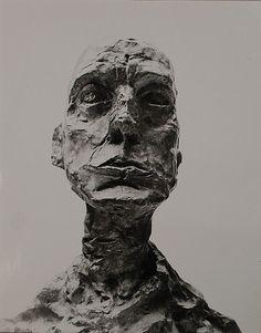 Alberto Giacometti : Despair.