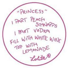 Princess drink!.