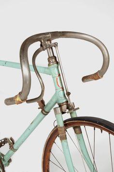 bicicletta con cui il ciclista francese Petit Breton vinse la prima edizione della Milano-Sanremo nel 1907