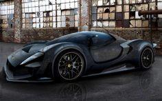 Ferrari... concept car