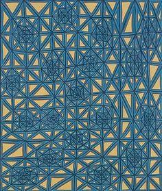 james siena #blue #pattern