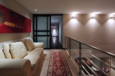 Reading Nook, Wine Cellar, Open Plan, Country Living, Stairs, Contemporary, Bedroom, Building, House