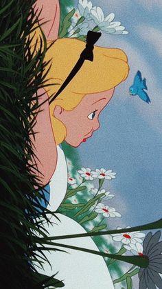 Lockscreens - Alice im Wunderland Lock . - Lockscreens – Alice im Wunderland Lock … – … – Nell Oa - Disney Phone Wallpaper, Iphone Background Wallpaper, Aesthetic Iphone Wallpaper, Phone Backgrounds, Tumblr Wallpaper, Wallpaper Art, Disney Tapete, Disney Background, Disney Aesthetic