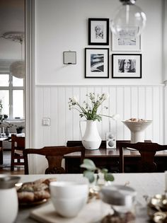 A SWEDISH HOME WITH STUNNING ORIGINAL FEATURES | THE STYLE FILES