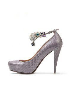 Nina Ricci fall 2012 shoes