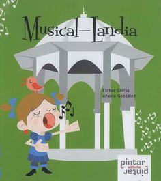 Musical-Landia Teaching Music, Musicals, Logos, Illustration, Fictional Characters, Solar, Esther Garcia, Shared Reading, Music Notes