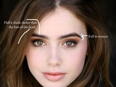Lily Collins eye brows tips Daisy Stickel Rodriguez Lily Collins Eyebrows, Lily Collins Makeup, Lily Collins Style, Permanent Eyebrows, Eyebrows On Fleek, Perfect Eyebrows, Eye Brows, New York City, Manhattan