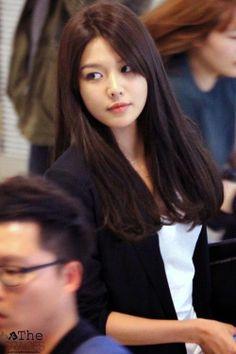 LA grandota Choi Sooyoung *beauty*