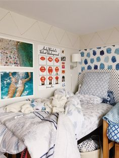 40 genius diy dorm room decorating ideas you need to copy 18 – dream house My New Room, My Room, Houses Architecture, Cool Dorm Rooms, Dorm Room Designs, Dressing Room Design, Stylish Bedroom, Ideas Geniales, Diy Décoration