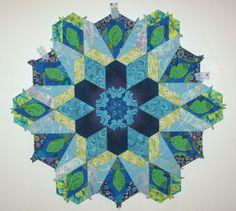The New Hexagon - Millefiore Quilt-Along