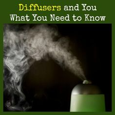Using a diffuser to dispense the healing qualities of essential oils is one of the easiest ways to become accustomed to their use.  Here are some of the benefits of using an essential oil diffuser along with alternatives for those times when a diffuser is not available. Also, some suggested essential oils for your diffuser.  What You Need to Know About Diffusers | Backdoor Survival