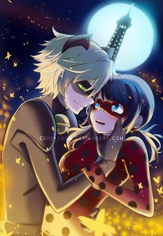 criis-chan:  I FOUND MY FANDOM\O/////////////////////////////ALL THE FEELSSPREAD THE LOVE FOR THIS PAIR \O/////////////////////Also, if anyone is interested in buying a print of this \o/ https://www.etsy.com/listing/254801543/miraculous-ladybug-chat-noir-a4Thanks to the waifu @worstclonesup for the help with this <3333333333333333333